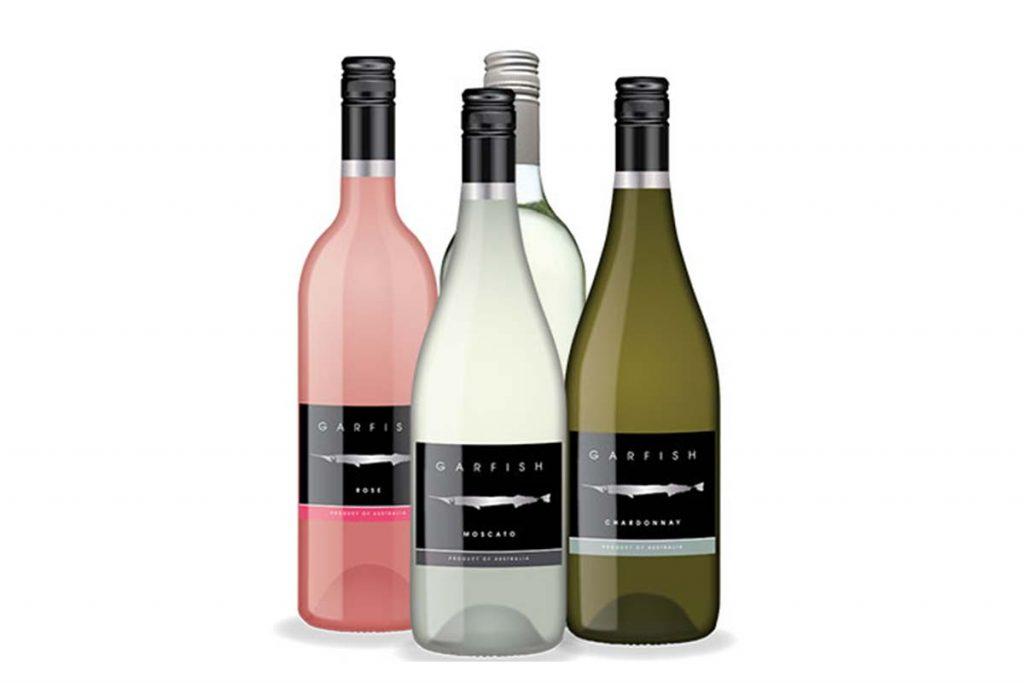 Garfish Wine Range Australia