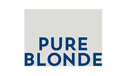 Pure Blonde Australian Beer Logo