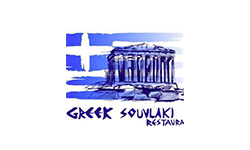 Greek Souvlaki Restaurant Logo