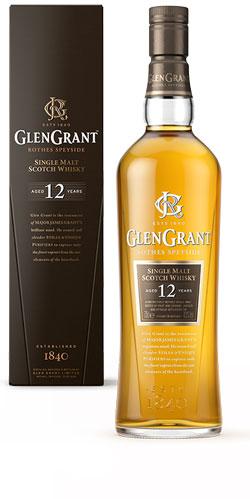 Glen Grant 12YO Bottle