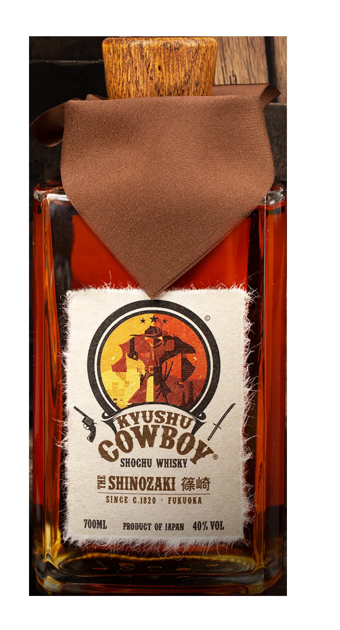 Kyushu Cowboy Shinozaki Whisky
