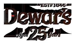 Dewar's 25 Year Old Blended Scotch Whisky Logo