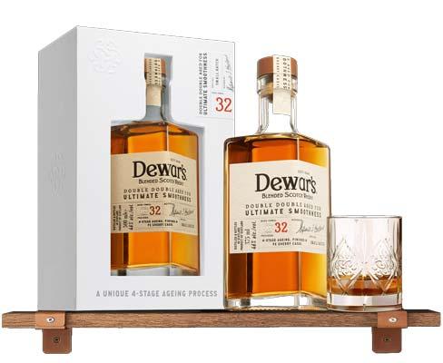 Dewar's 32 YO Scotch Whisky