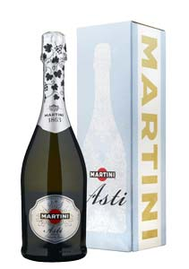 Martini Moscato Asti Bottle