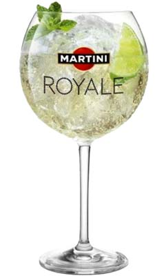 Martini Royale Cocktail