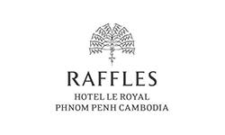 Raffles Hotel Phnom Penh Logo